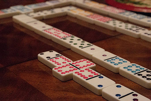 Domino Fun by Laura Smith