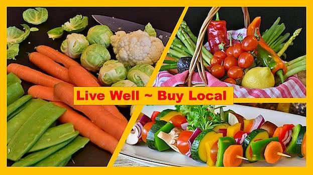 Nancy Ayanna Wyatt and Rita E - Veggies Buy Local