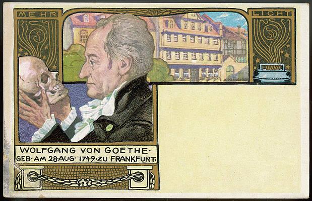Goethe Drawings Page 2 Of 2 Fine Art America