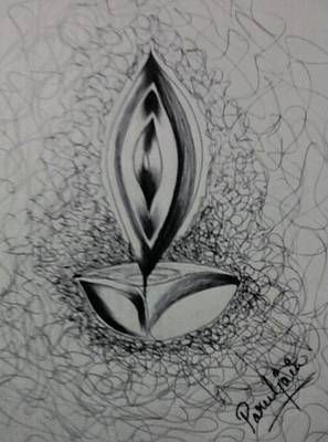 Diwali Drawings Fine Art America