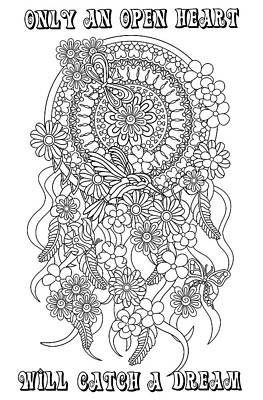 Dreamcatcher Drawings Fine Art America