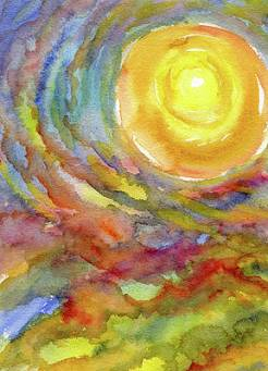 Radiating Paintings | Fine Art America