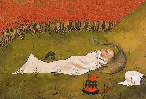 Sleeping Giant Art | Fine Art America