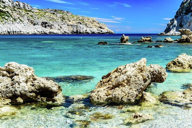 Image result for Anthony Quinn Bay, Rhodes