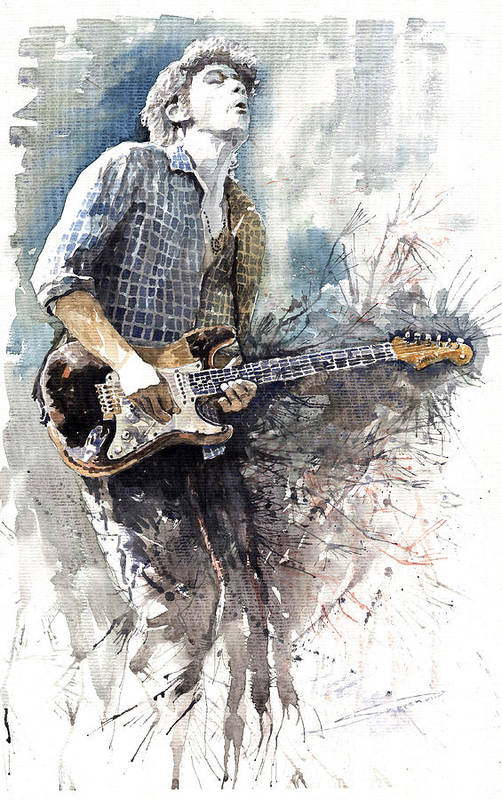 jazz rock john mayer 05 poster