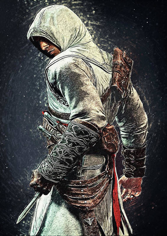 assassin s creed altair poster
