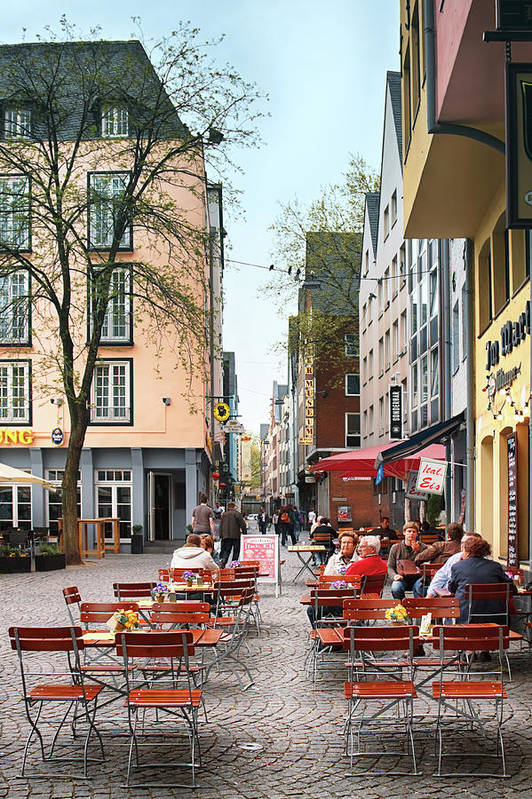 Cologne germany - Art Print