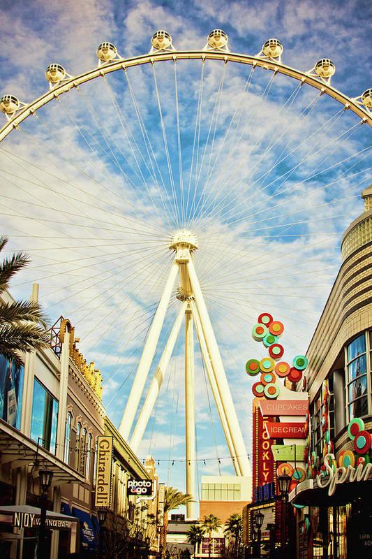 High Roller Wheel, Las Vegas