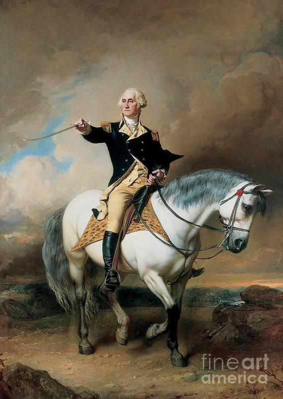 George Washington Horseback Riding