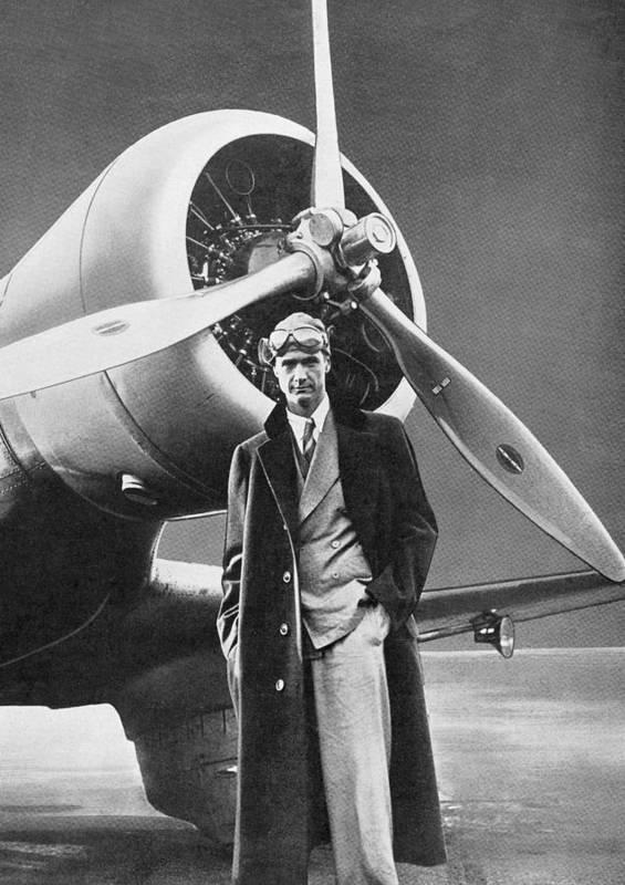Howard Hughes Art Fine Art America