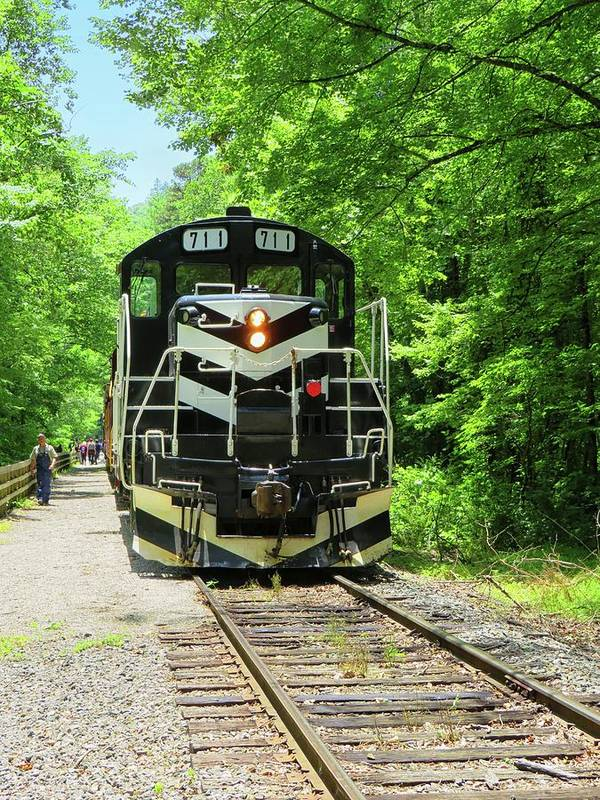 Diesel Locomotive by Connor Beekman