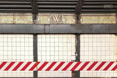 W is for Wall Street by Sharon Popek