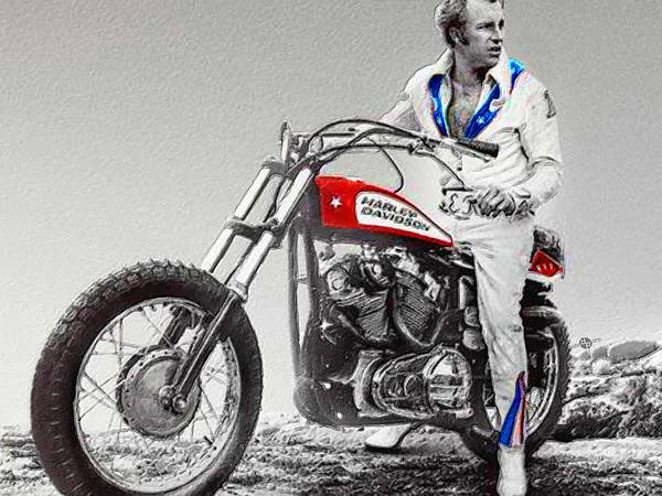 Evel Knievel Paintings Fine Art America