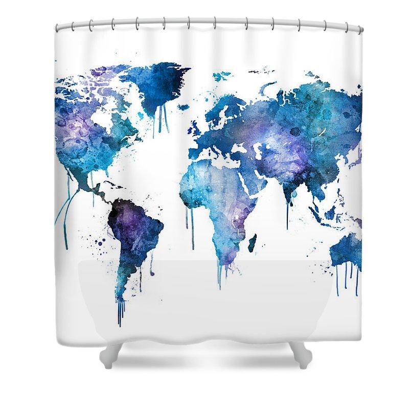 https www psidiagnosticins com world map shower curtain