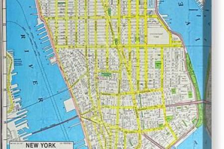 manhattan street map » ..:: Edi Maps ::..   Full HD Maps