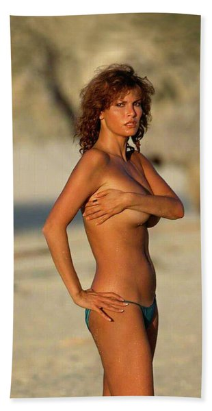 raquel welch beach towels fine art