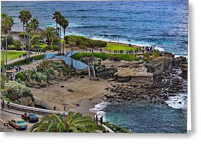 La Jolla Cove Photograph By Russ Harris