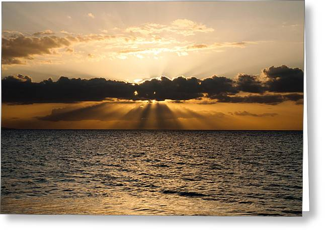 Maui Sunset Photograph By Michael Keel