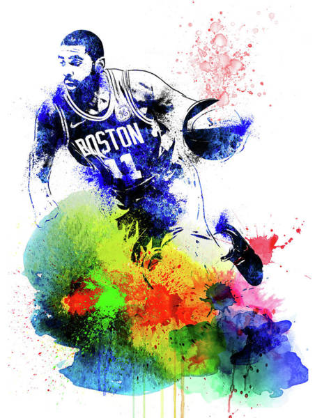 kyrie irving posters fine art america