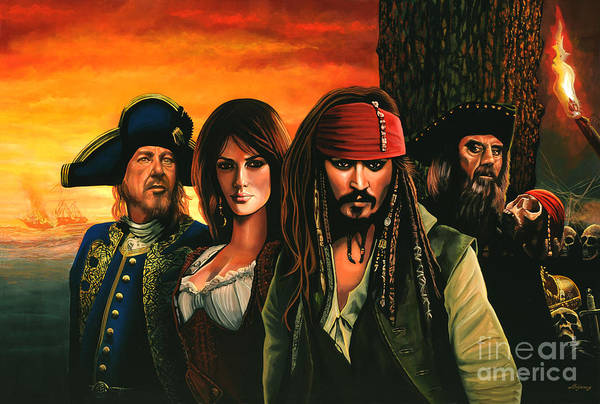 pirates of the caribbean posters fine