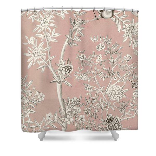 chinoiserie shower curtains fine art