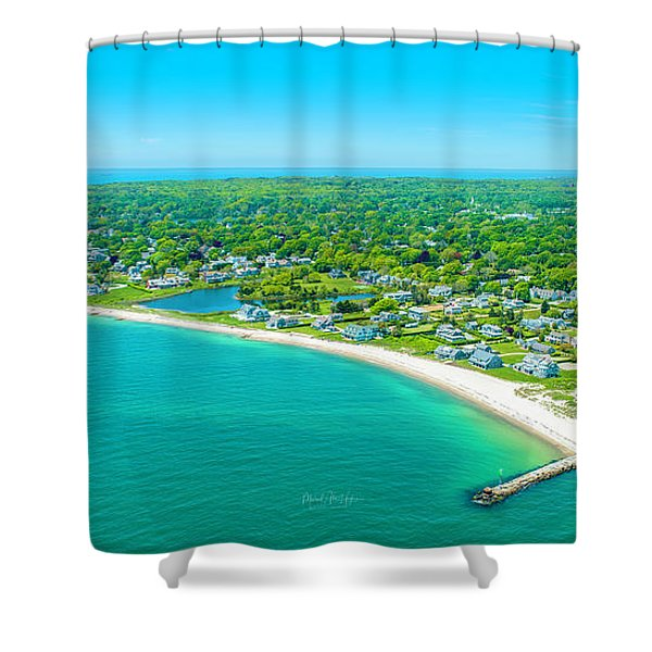 michael hughes shower curtains for sale