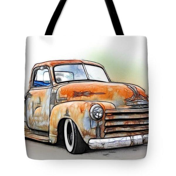 1950 Chevy Truck Photograph By Steve McKinzie