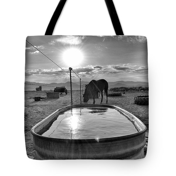 The Evening Meal Tote Bag by Maria Jansson