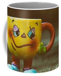 Coffee Mug featuring the photograph What I Look Like Before I Have My Morning Coffee... by Nancy Ayanna Wyatt