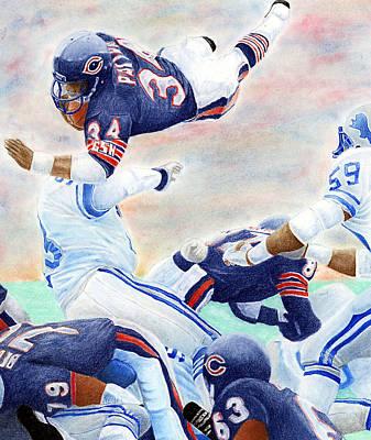 chicago bears posters fine art america