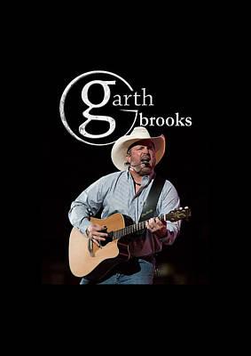 garth brooks posters fine art america