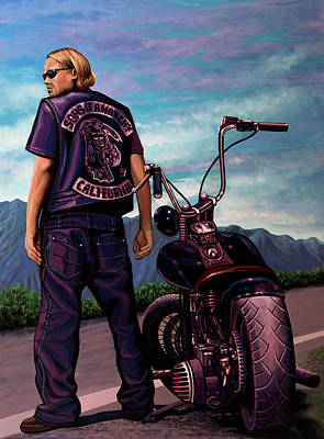 sons of anarchy posters fine art america
