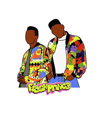 fresh prince of bel air posters fine