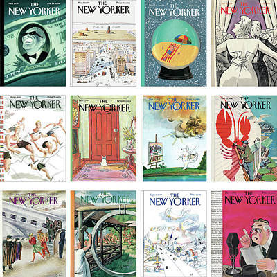 the new yorker posters fine art america