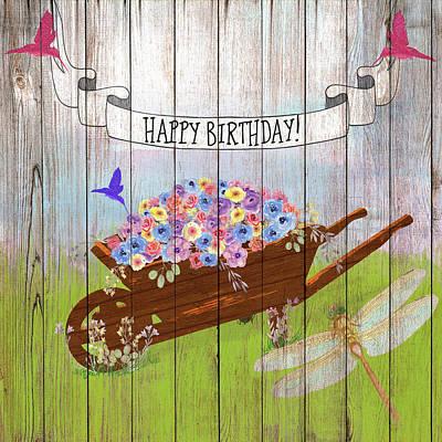 Birthday Wish Digital Art Fine Art America