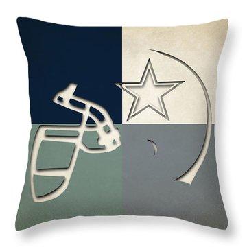 dallas cowboys throw pillows fine art