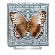 Jungle Queen Butterfly Design Painting By Amy Kirkpatrick