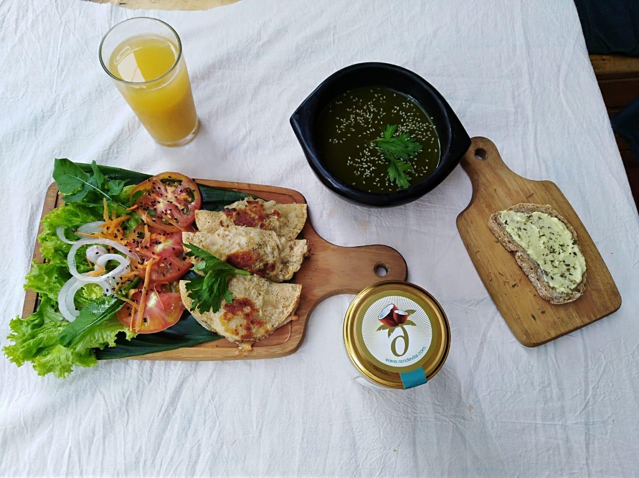 Disfruta una deliciosa comida con Rendevita