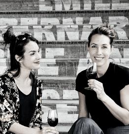 Anne & Catherine Monna