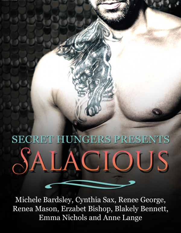 Salacious - Secret Hungers Presents