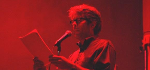 Jonathan Franzen reading