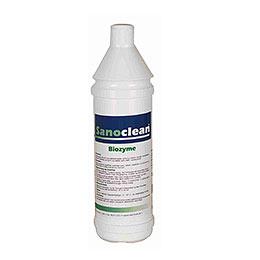 Biozyme m/parf. 1 l Bakterie- og lugtnedbryder - Sanoclean