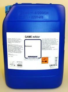 Maskinopvask Game m/klor 10 L / Bistro CL 341