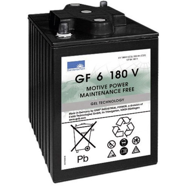 Batteri 6V GF-V 180V