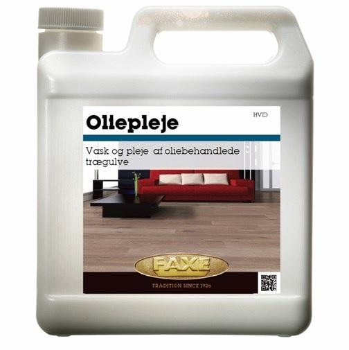 Oliepleje hvid 5 l