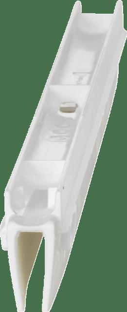 Udskiftningskassette gummi dobbeltblad 60 cm