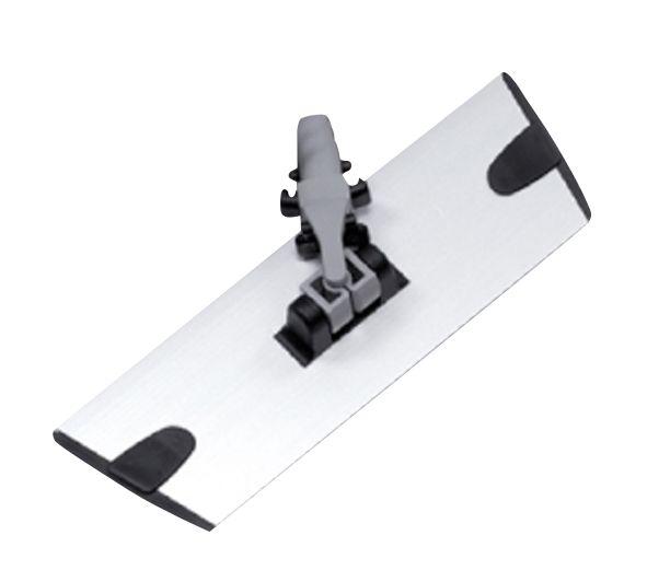 Fremfører aluminium 25 cm til velcro