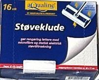 Swiffer - Aqualine støveklude 1 ks/14 pk á 16 stk