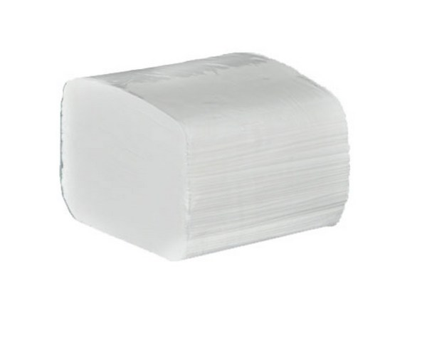 Toiletpapir i ark Bulky Soft, 2-lag