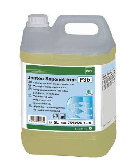 Jontec Saponet Free, F3B, 5 liter